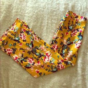 Xhilaration Floral Pants